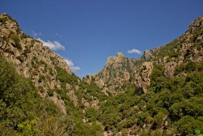 Photos du parcours de randonnée